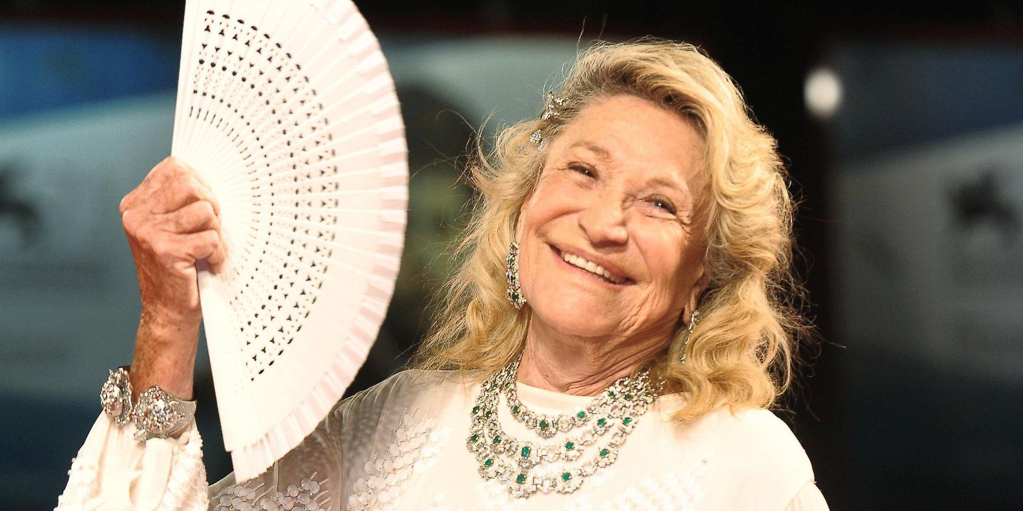 Marta Marzotto: así era la inigualable y excéntrica abuela de Beatrice Borromeo
