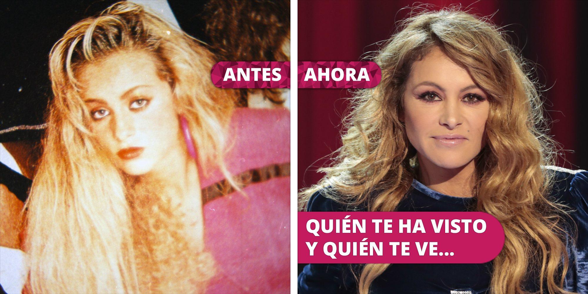 Así ha cambiado Paulina Rubio: De integrante del grupo musical Timbiriche a coach de 'La Voz'