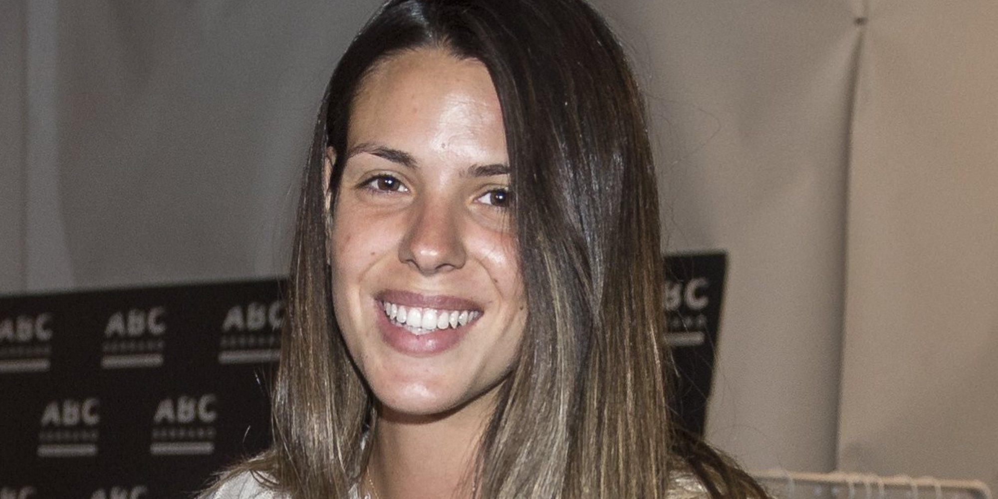 Laura Matamoros y su risa floja al oír hablar de Daniel Illescas