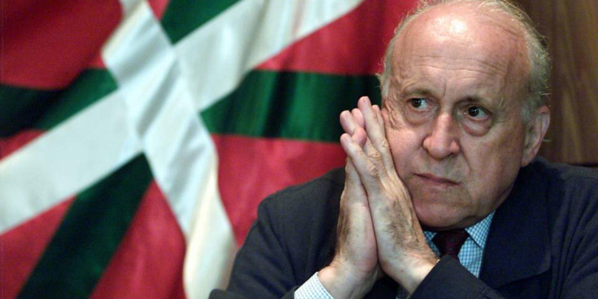 Muere Xabier Arzalluz, ex Presidente del PNV
