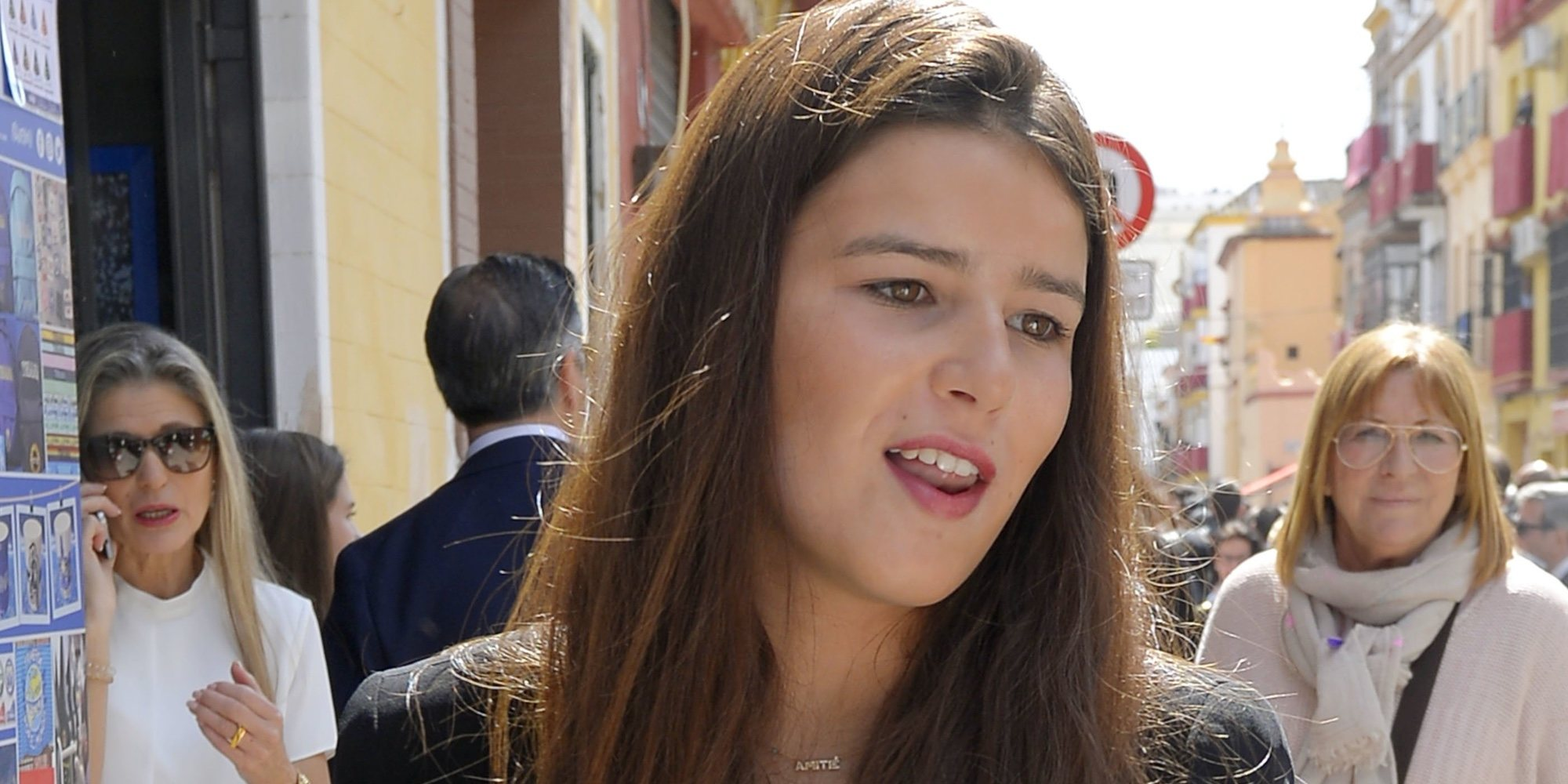 Eugenia Martínez de Irujo desvela que Cayetana Rivera ha roto con Curro Soriano
