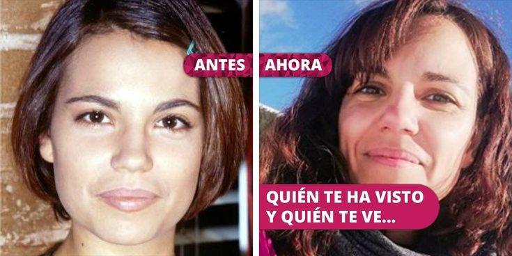 Así ha cambiado Diana Palazón: De actriz en 'Al salir de clase' y 'Hospital Central' a cantante de Leon Impala