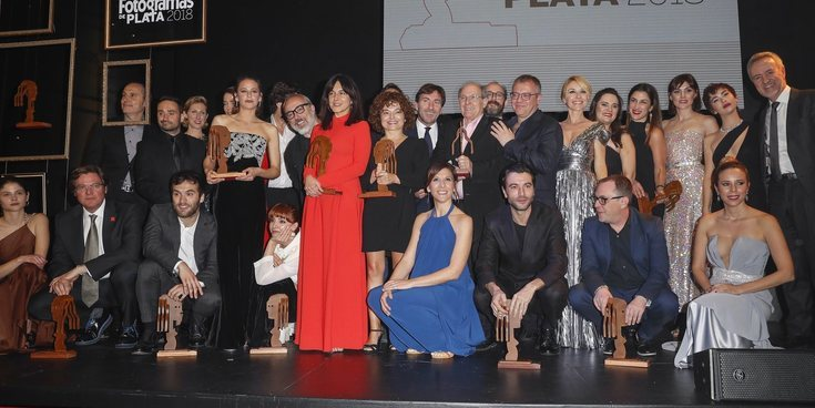 Ricardo Gómez e Irene Escolar, entre los ganadores de los Premios Fotogramas de Plata 2018