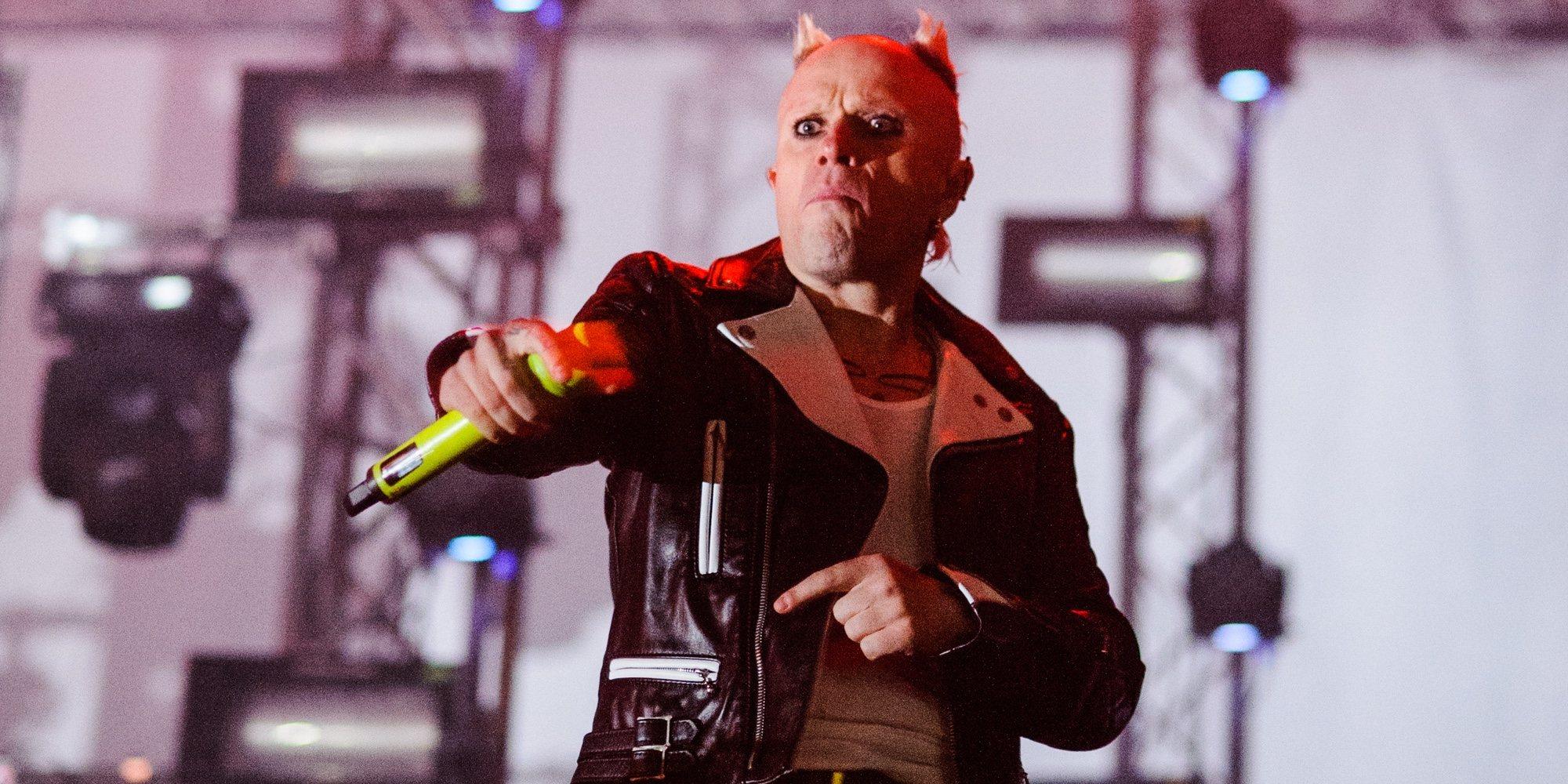 La industria musical se despide de Keith Flint, el vocalista de The Prodigy