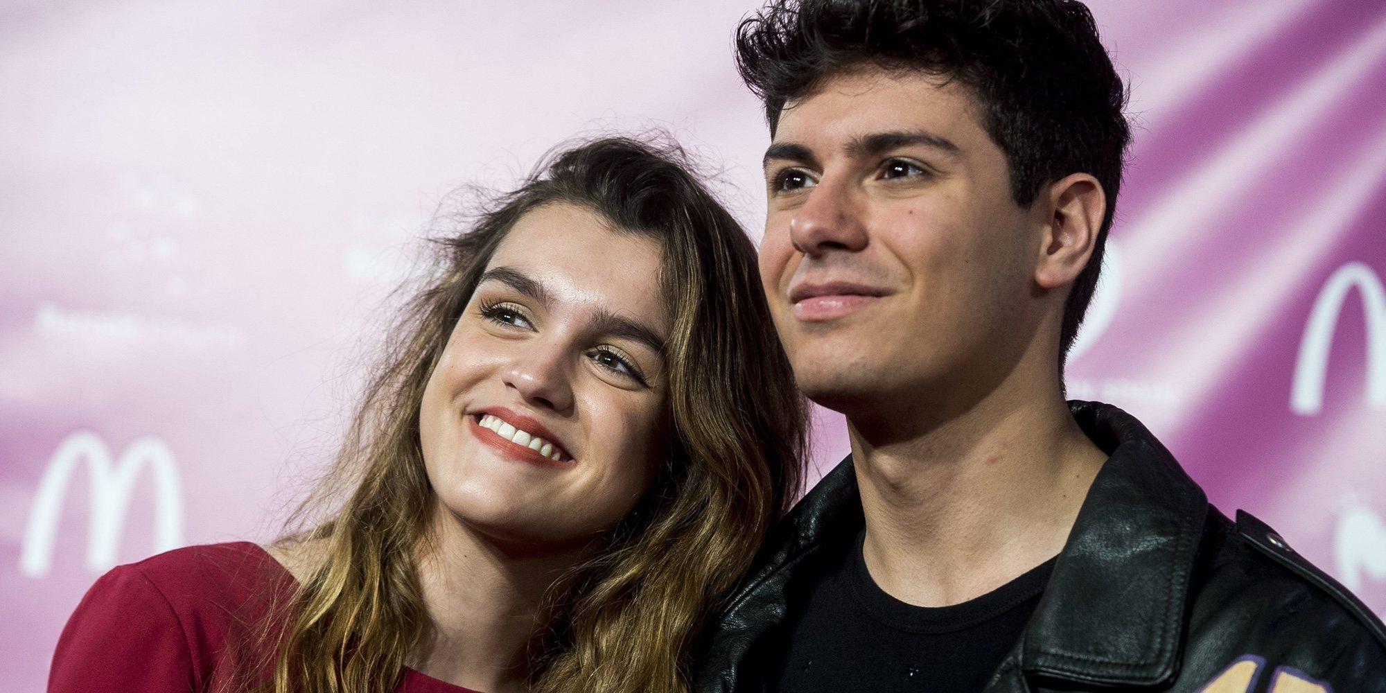 Alfred García y Amaia Romero tampoco se verán las caras en la Eurovisión Pre-Party