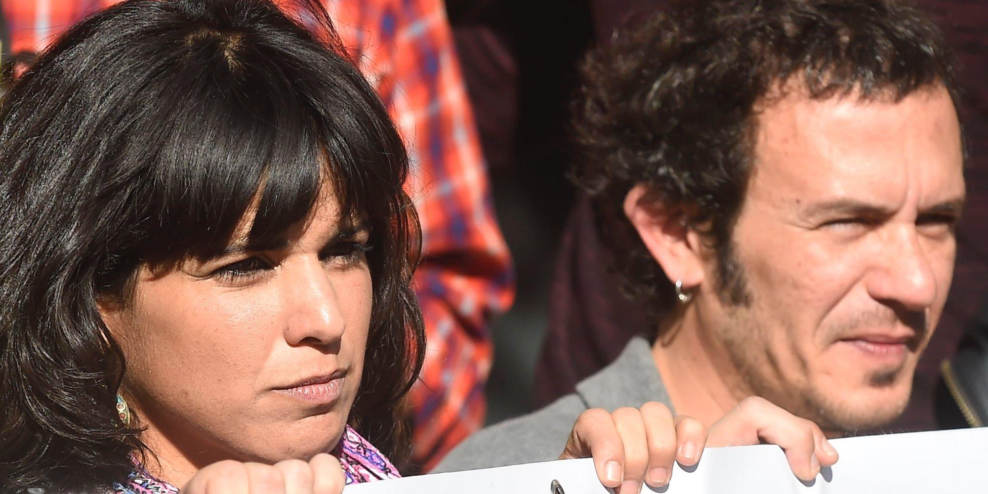 Teresa Rodríguez y Kichi se convierten en padres de una niña llamada Aurora