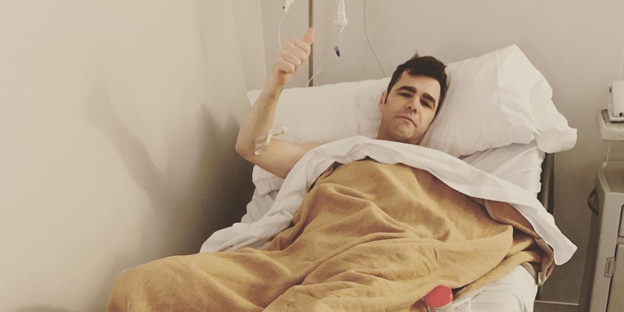 Fonsi Nieto es operado por decimocuarta vez de su pie izquierdo