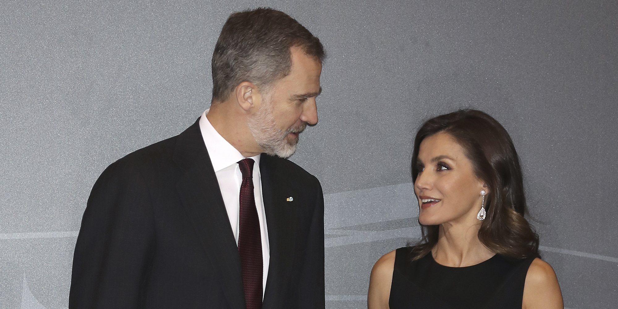Los Reyes Felipe y Letizia presiden el concierto 'In Memoriam', un homenaje para las víctimas de terrorismo