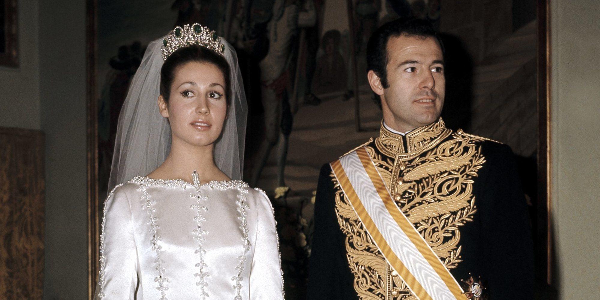 La boda que pudo hacer Reina de España a Carmen Martínez-Bordiú: así se planeó su unión con Alfonso de Borbón