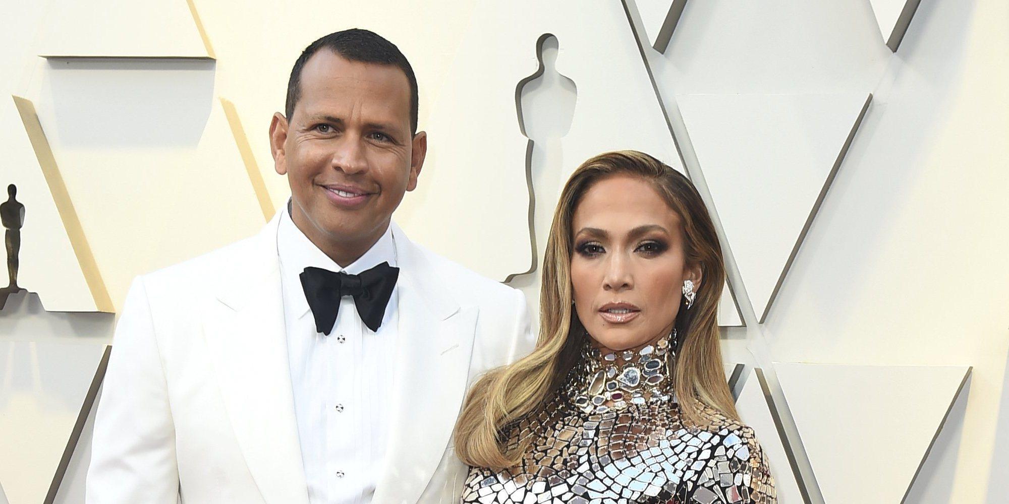 Jennifer Lopez y Alex Rodríguez anuncian boda tras dos años de noviazgo