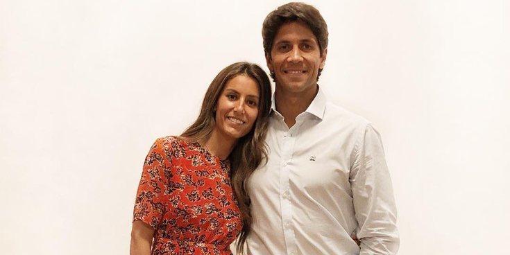 El homenaje de Ana Boyer y Fernando Verdasco a Miguel Boyer con el nombre de su hijo