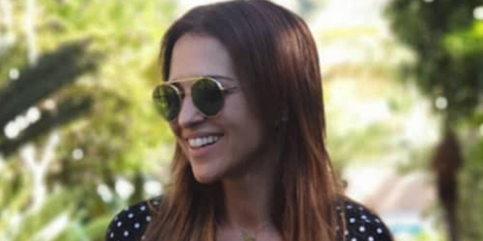 Paula Echevarría ya ha inaugurado la temporada de playa en Marbella