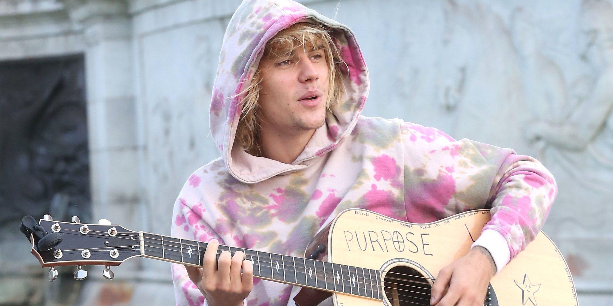 El emocionante mensaje de Justin Bieber sobre su depresión