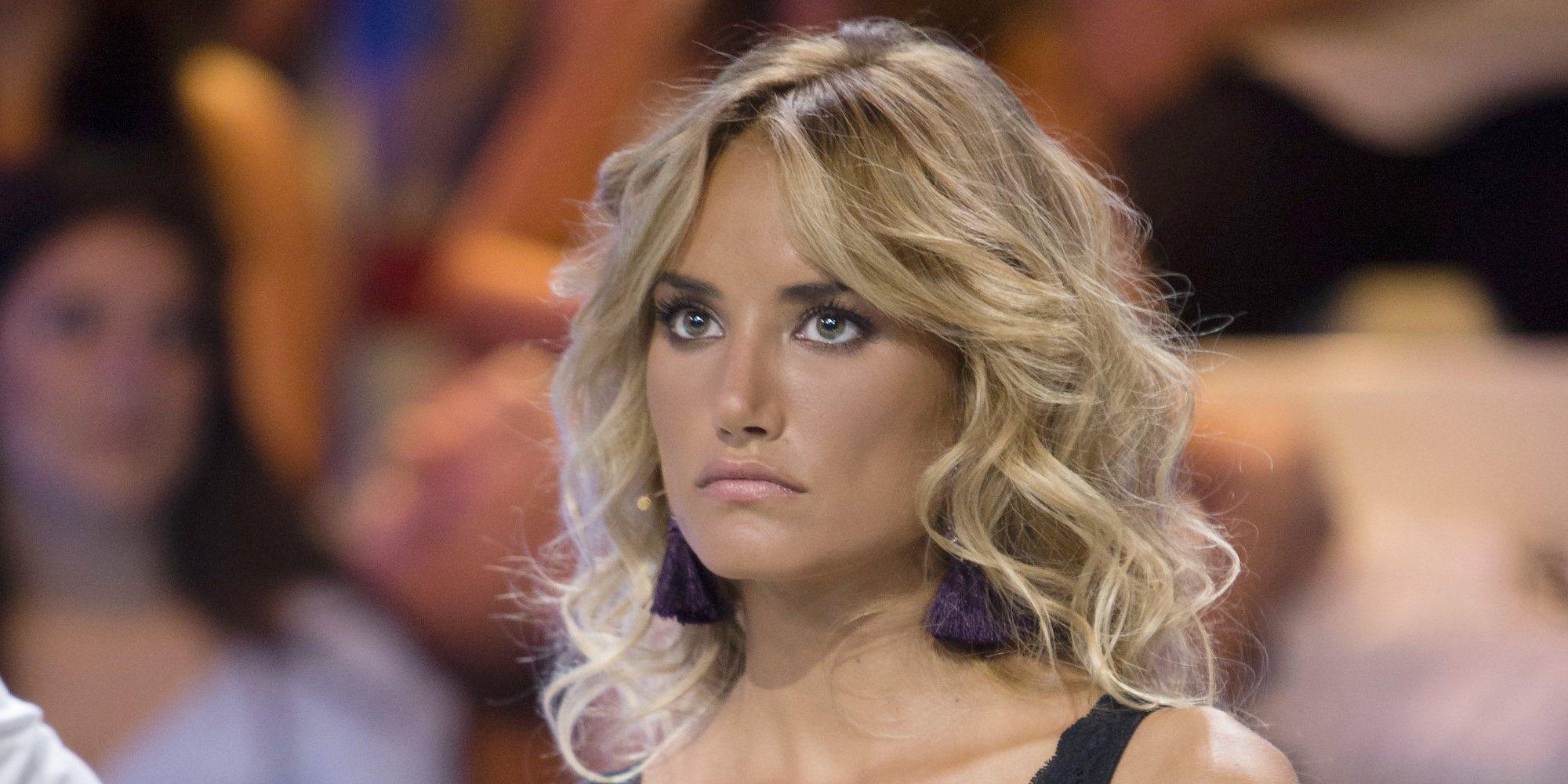 Alba Carrillo publica los mensajes de odio e insultos que ha recibido por su relación con Thibaut Courtois