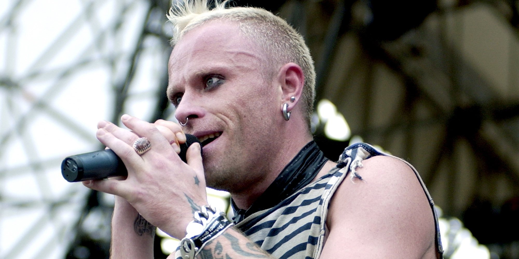 La autopsia de Keith Flint confirma que el vocalista de The Prodigy se suicidó