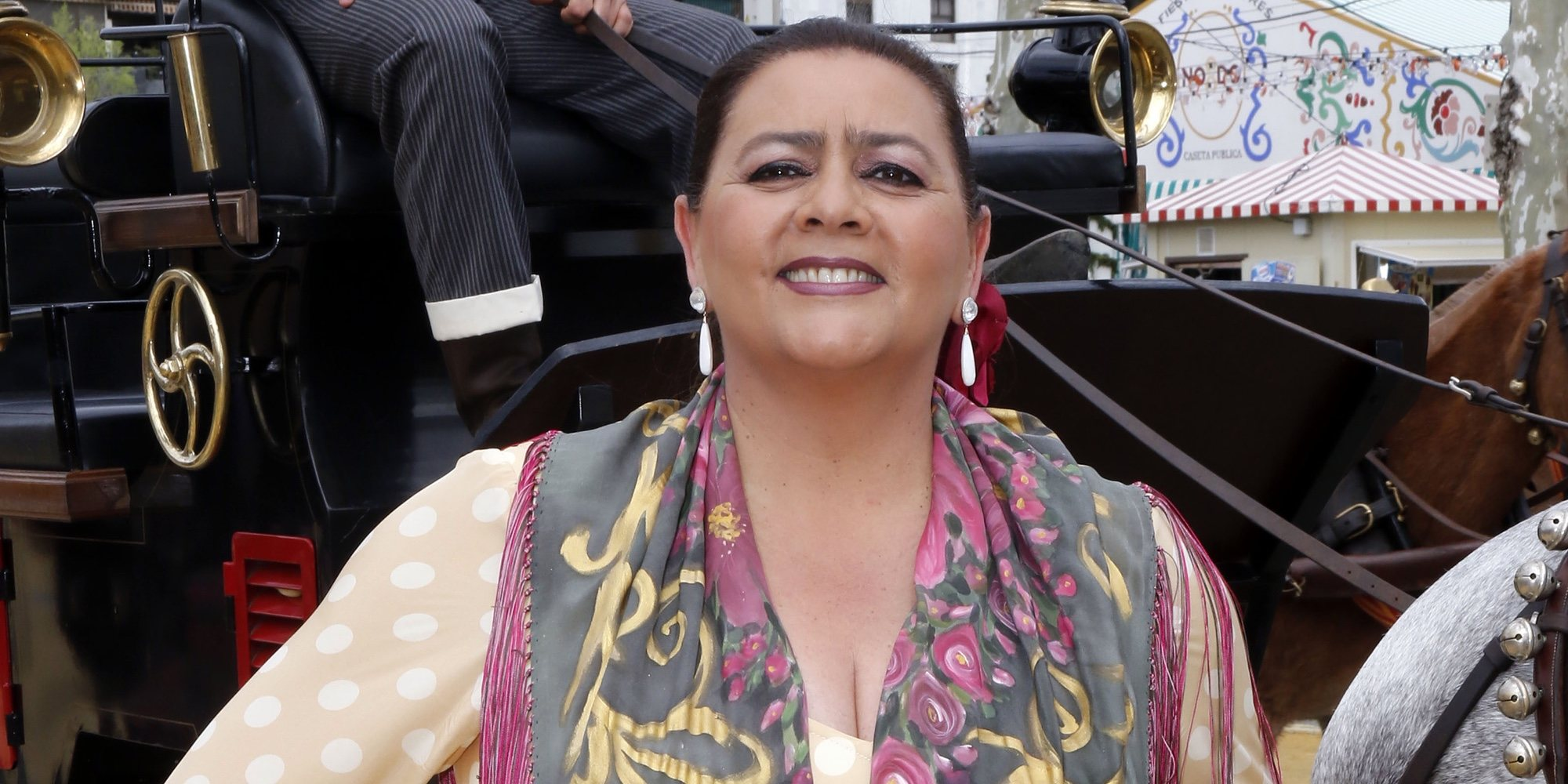"""María del Monte habla sobre las polémicas de Antonio Tejado en 'GH DÚO': """"Yo no soy quién para regañarle"""""""
