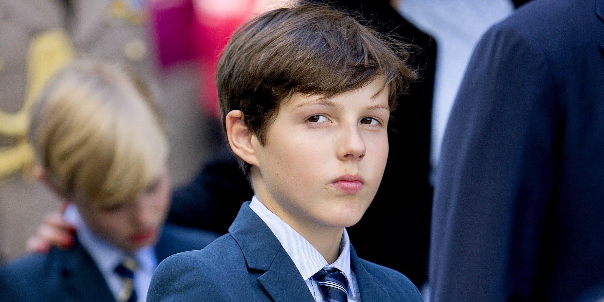 Tessy Antony desvela los gustos y secretos de su hijo Gabriel de Luxemburgo con motivo de su 13 cumpleaños