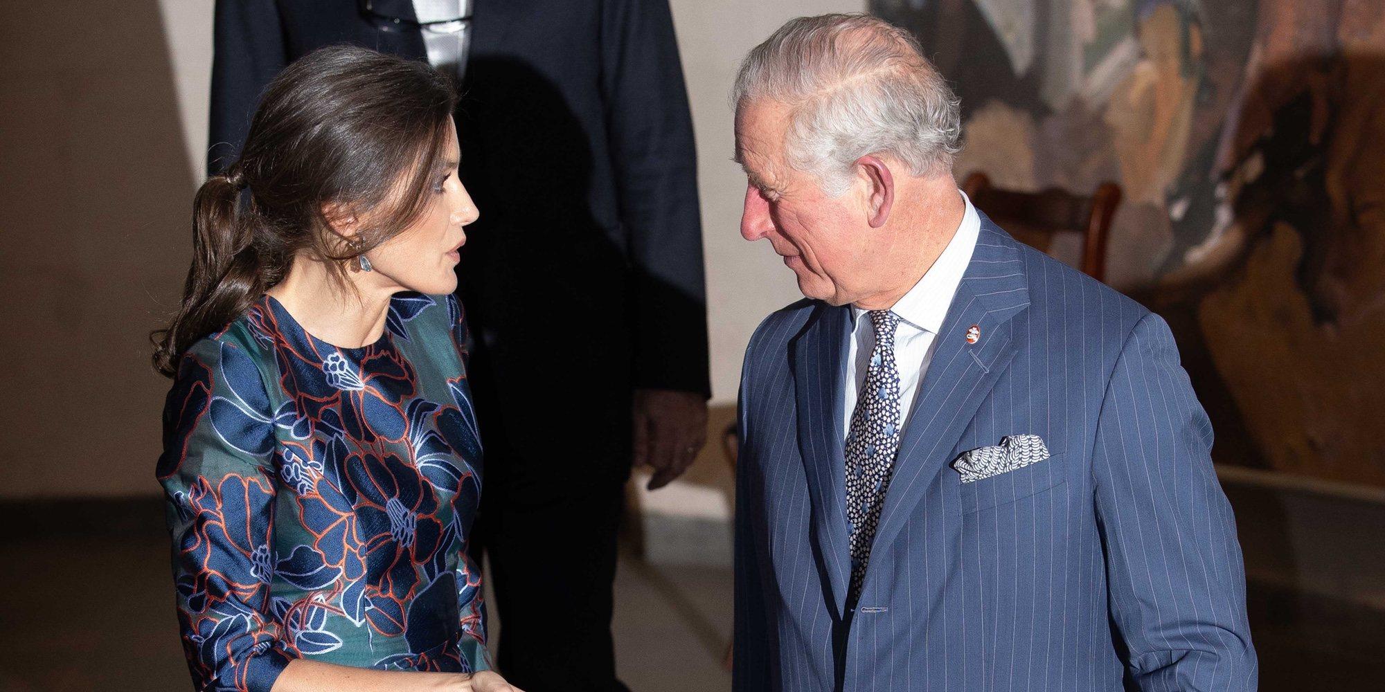 Los motivos por los que la Reina Letizia impresionó en la inauguración de la exposición de Sorolla en Londres