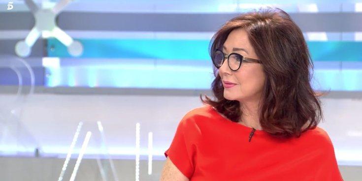 """La respuesta de Ana Rosa a Monedero tras afirmar que la presentadora era """"de derechas"""""""