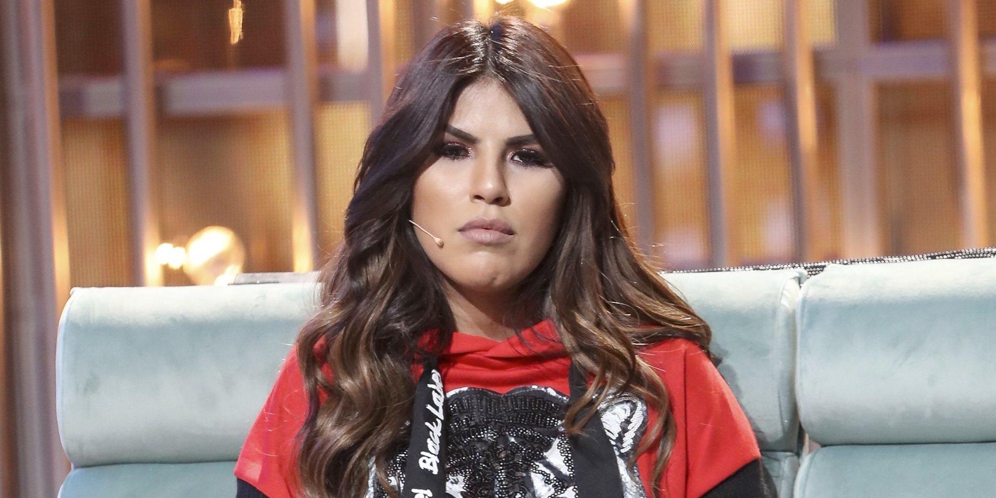 Chabelita Pantoja confirma que Asraf se encuentra bien después de la pelea