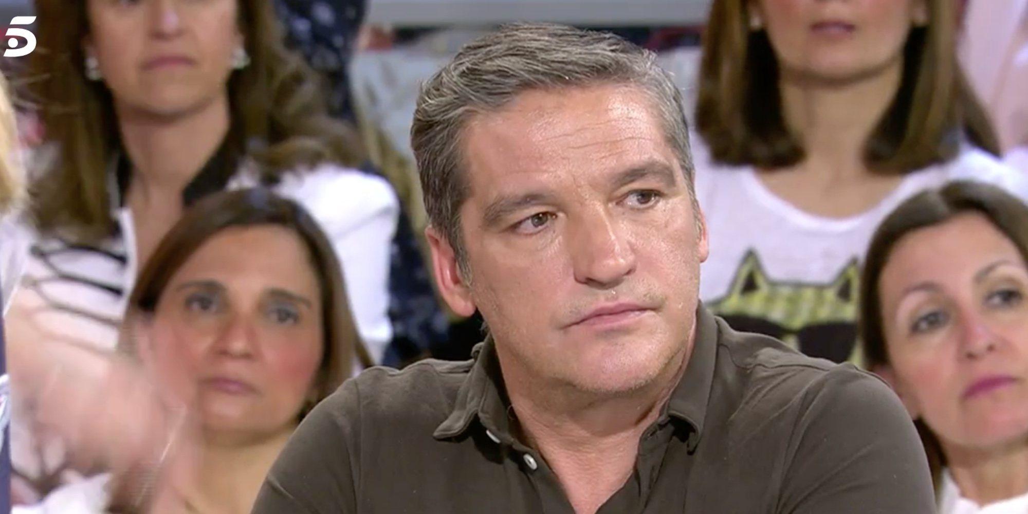 Gustavo Gonzalez asegura que no volverá a hablar ni de su exmujer ni de sus hijos