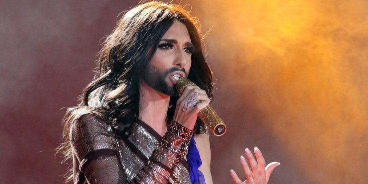 Conchita Wurst dice adiós a su características imagen