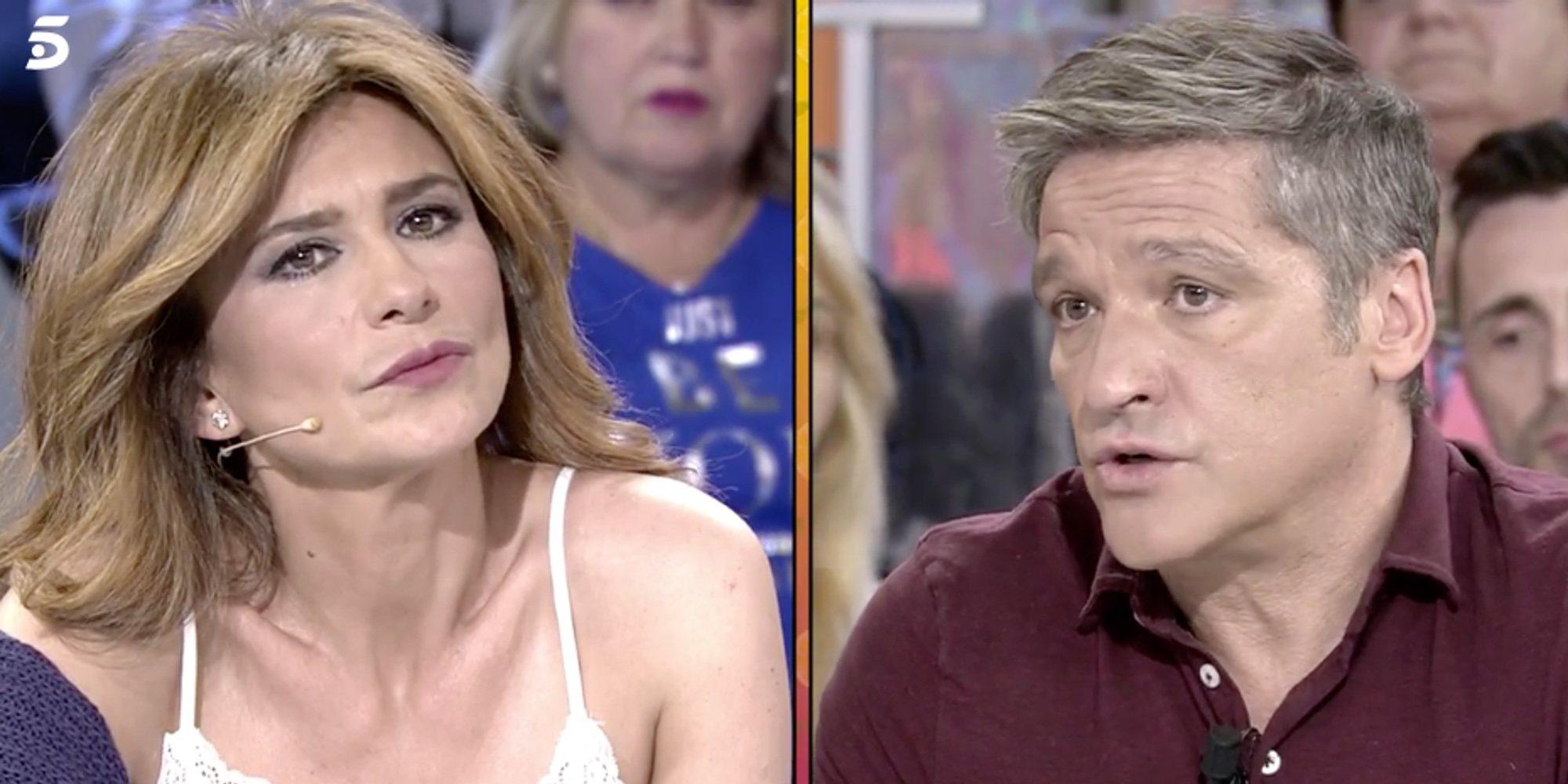 """Gema López y Gustavo González hablan cara a cara de la traición del colaborador: """"Es demasiado tarde"""""""