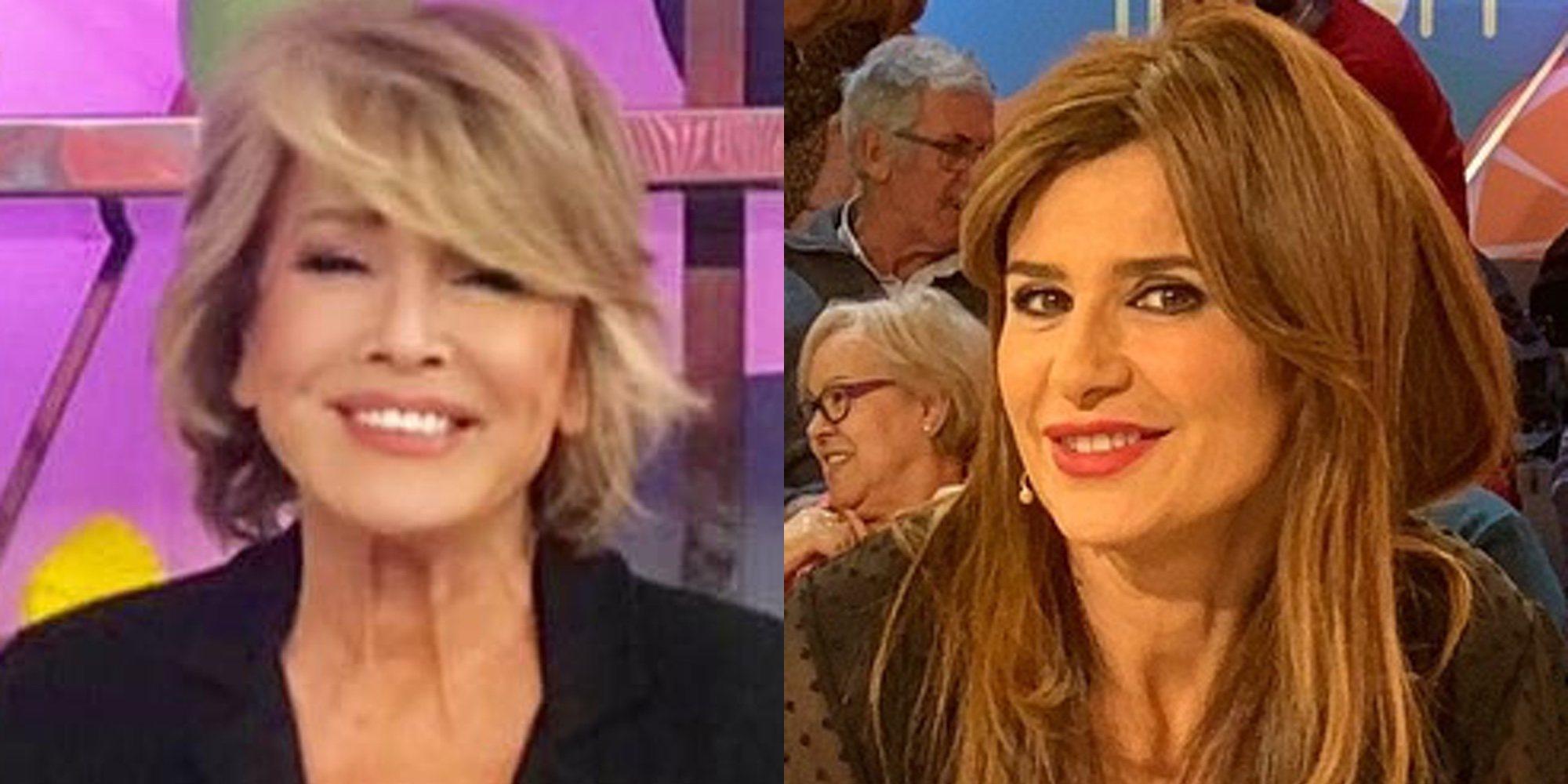 Gema López explica los motivos de su enfado con Mila Ximénez