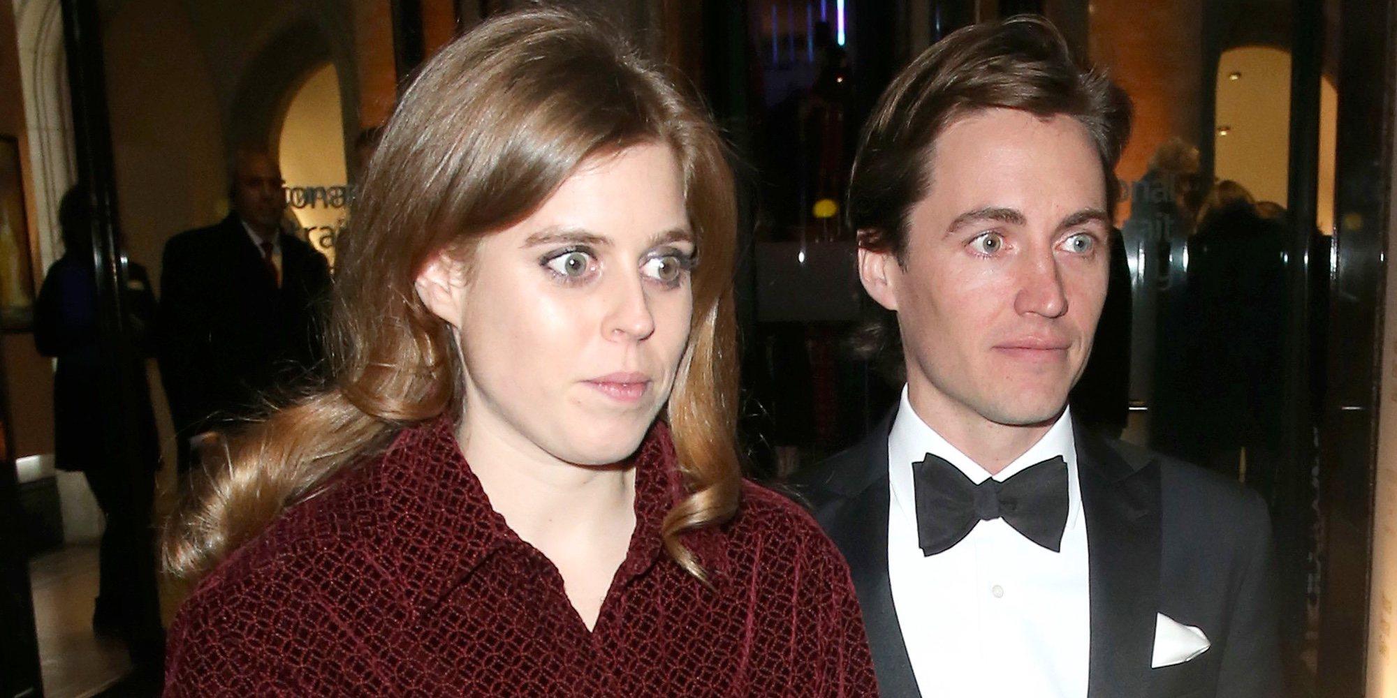 La Princesa Beatriz de York y Edoardo Mapelli Mozzi se van a vivir juntos y planean su boda