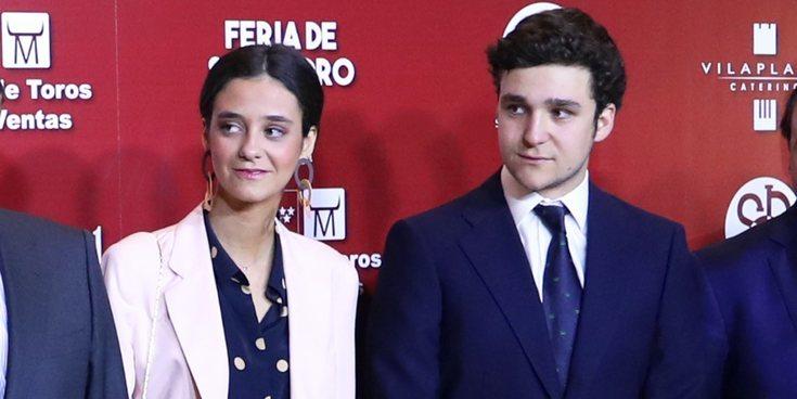 Froilán y Victoria Federica de Marichalar: noche de toros, premios, Gonzalo Caballero y un incómodo encuentro