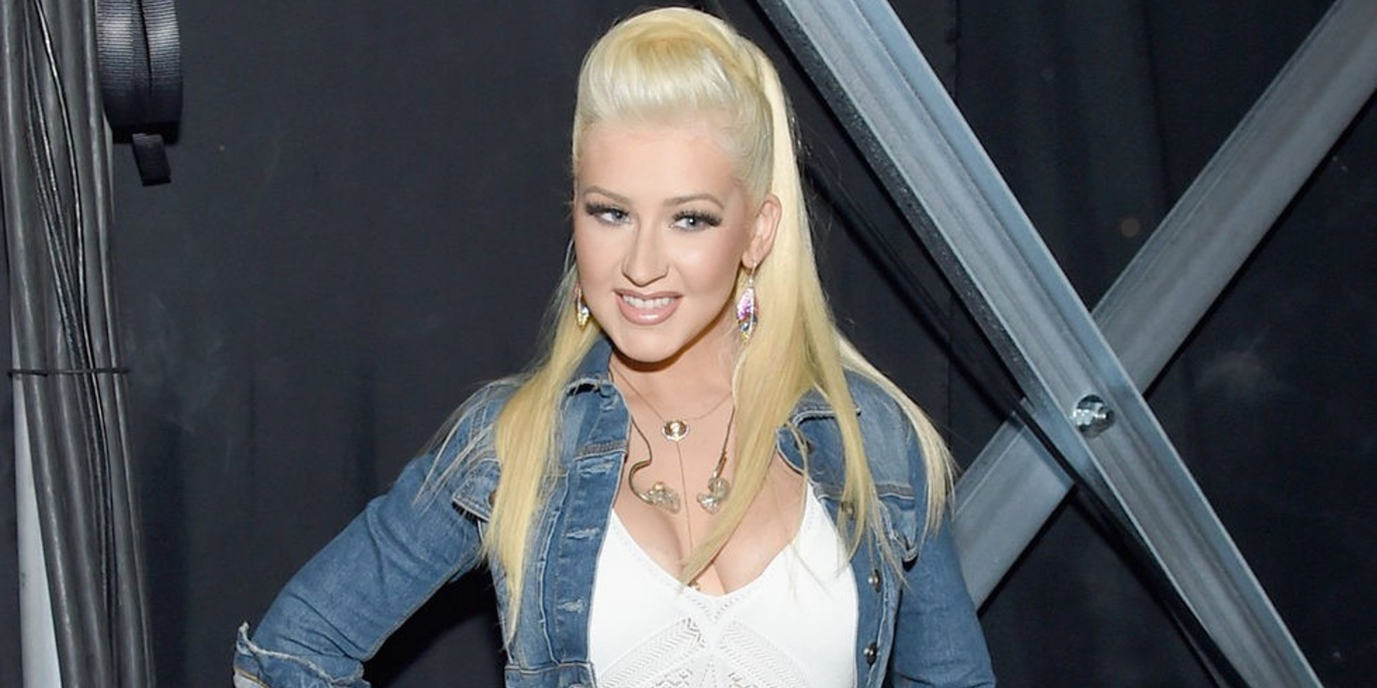 Christina Aguilera, impresionada por una actuación de 'Got Talent' España