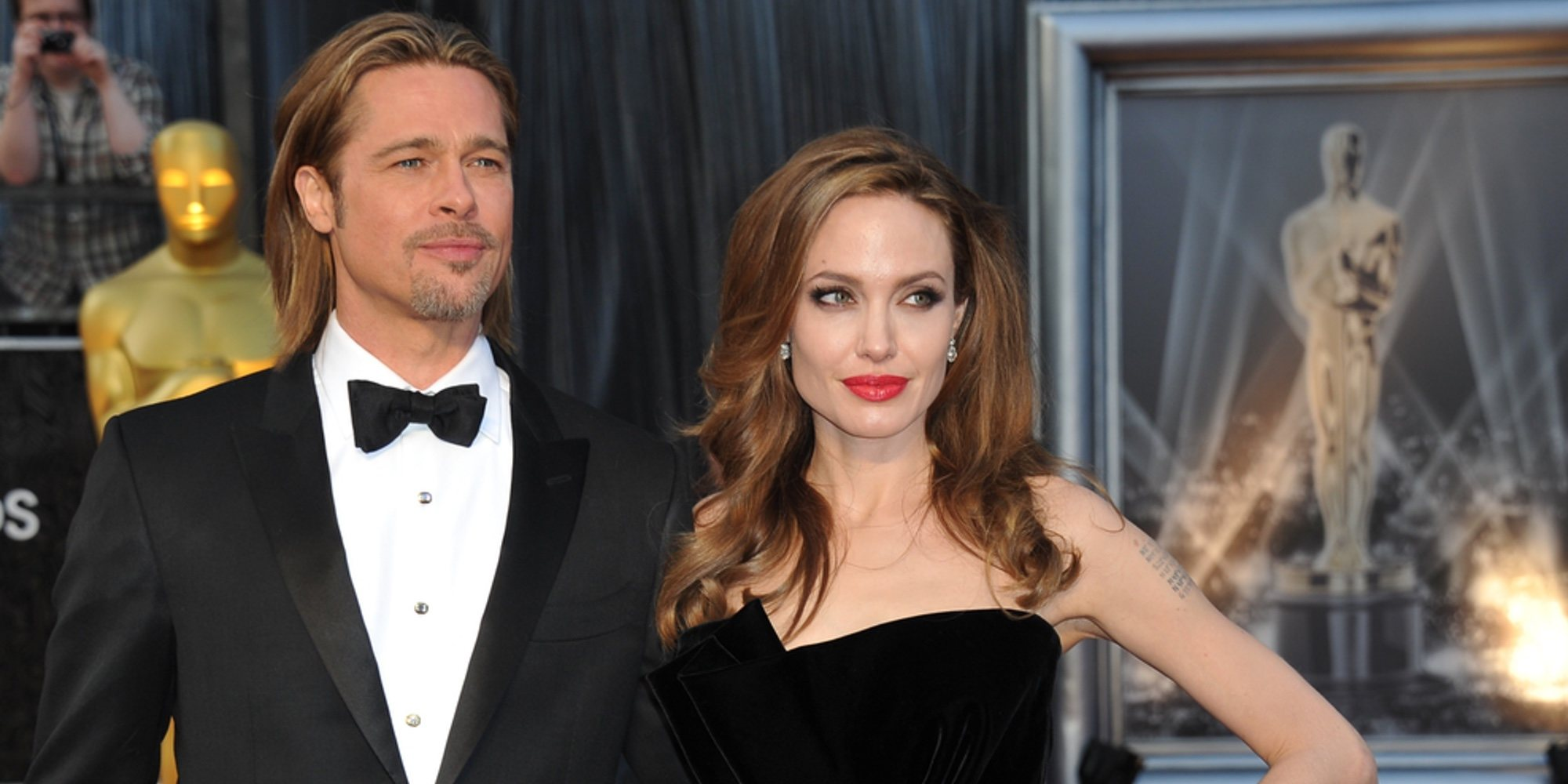 Se descubre el origen del dinero de las donaciones de Angelina Jolie y Brad Pitt