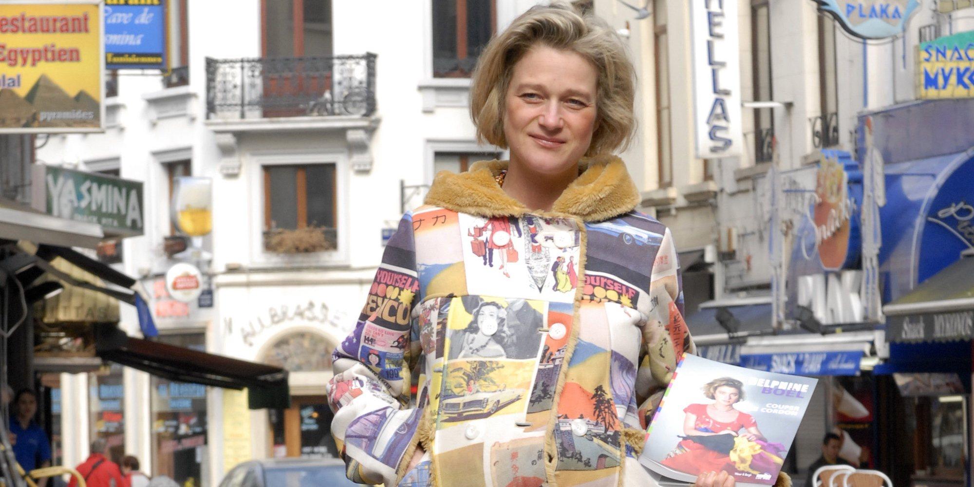 Delphine Böel reclama a Alberto de Bélgica una fianza de 5.000 euros diarios