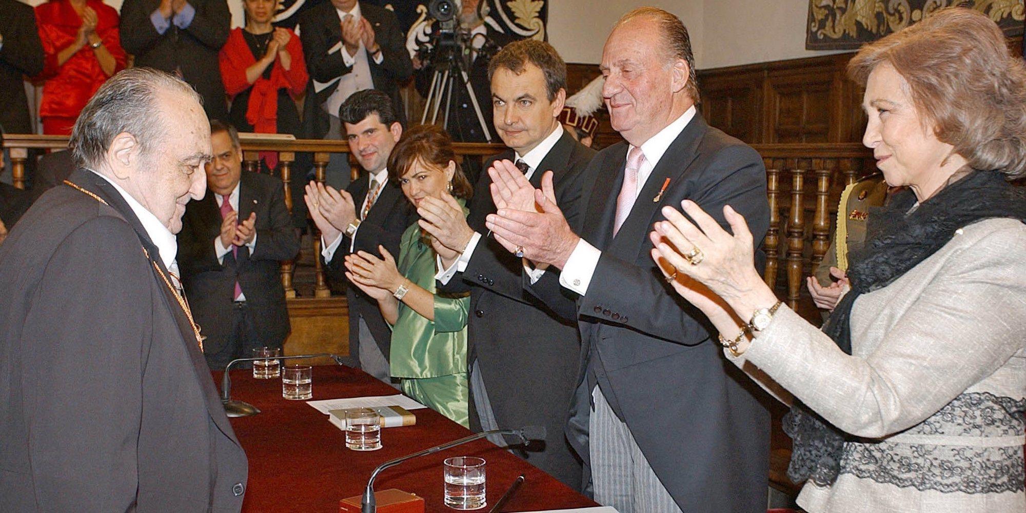 Muere Rafael Sánchez Ferlosio a los 91 años en Madrid