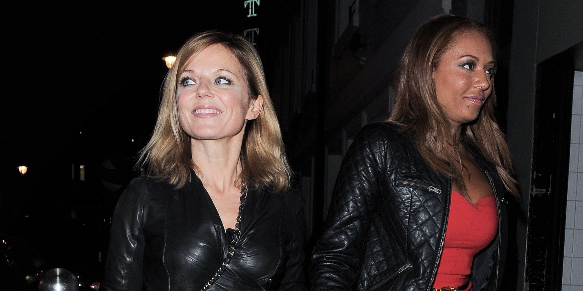 Mel B y Geri Halliwell mantuvieron algo más que una noche de pasión