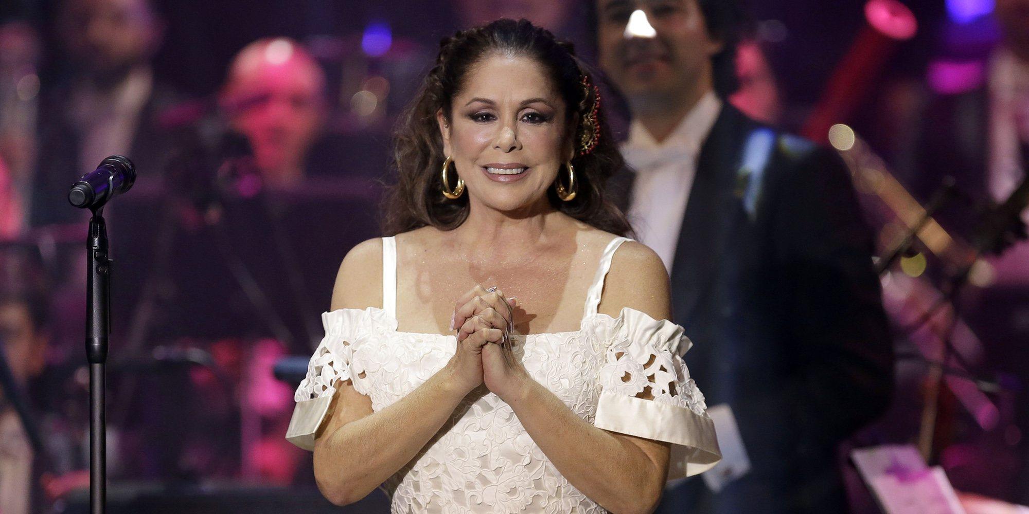 Isabel Pantoja ultima su fichaje como concursante de 'Supervivientes 2019'