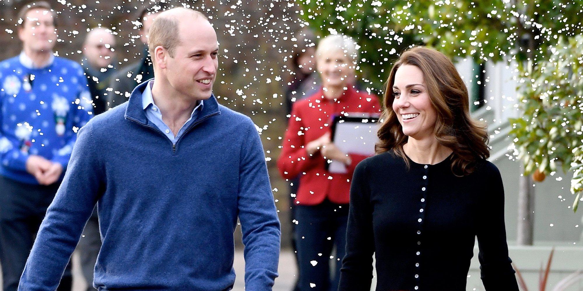 La decisión del Príncipe Guillermo y Kate Middleton para proteger su intimidad en Kensington Palace