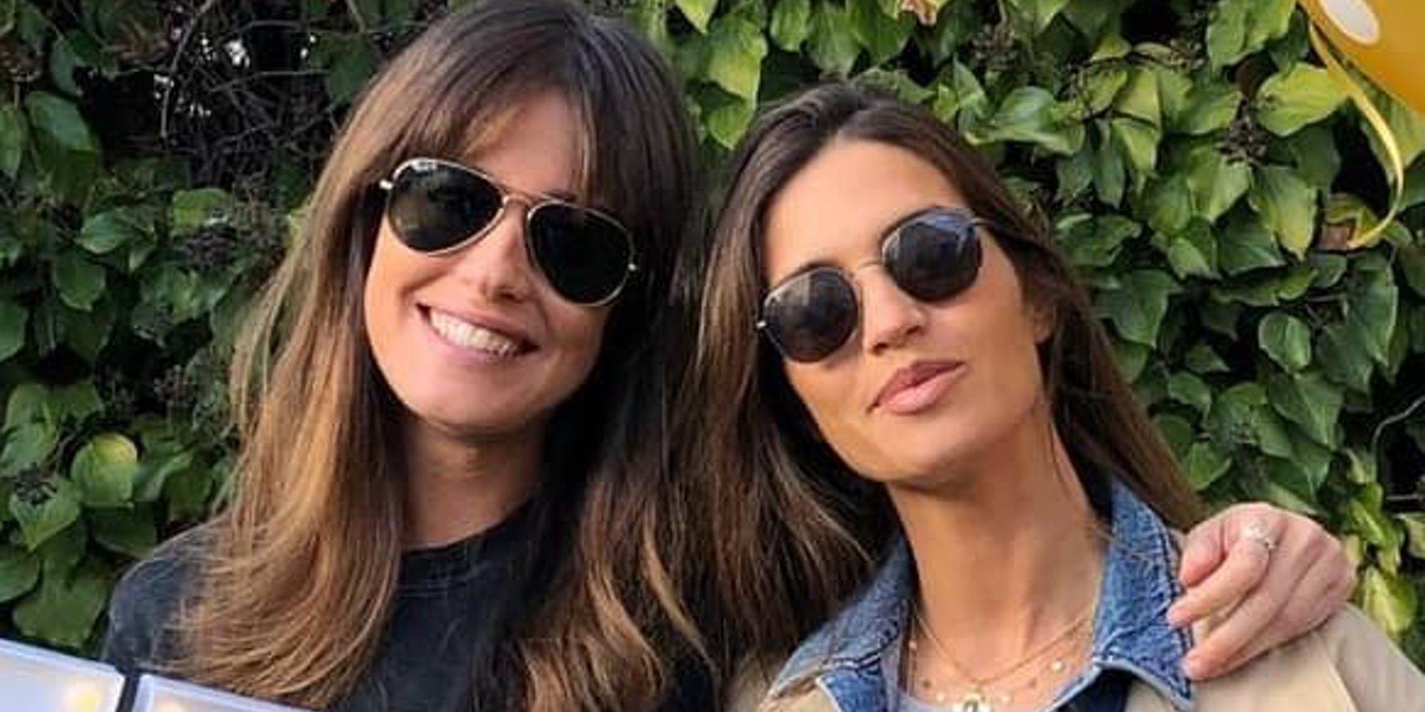 Las preciosas palabras de Sara Carbonero a Isabel Jiménez tras haber sido mamá