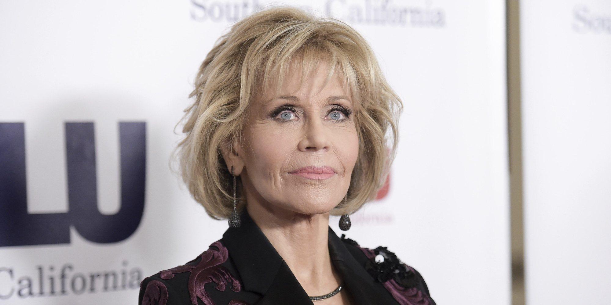 Jane Fonda revela que ha luchado en los últimos años contra varios tipos de cáncer