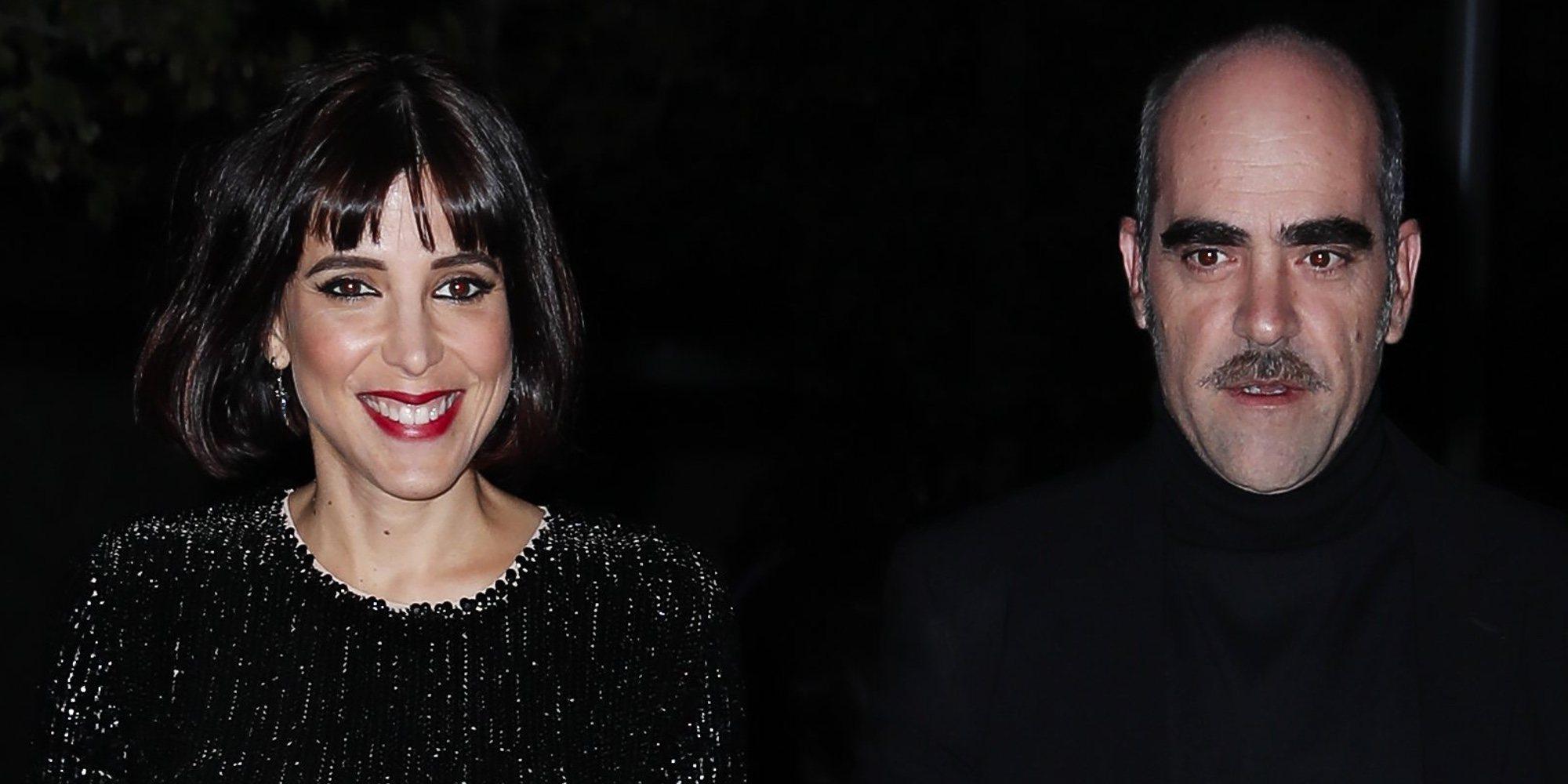 4611a33e7 Luis Tosar y María Luisa Mayol van a ser padres por segunda vez ...