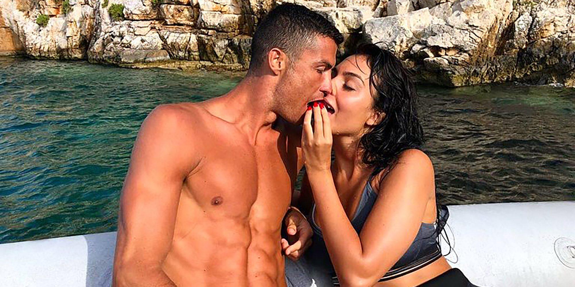 """Georgina Rodríguez habla de su relación con Cristiano Ronaldo: """"Fue amor a primera vista"""""""