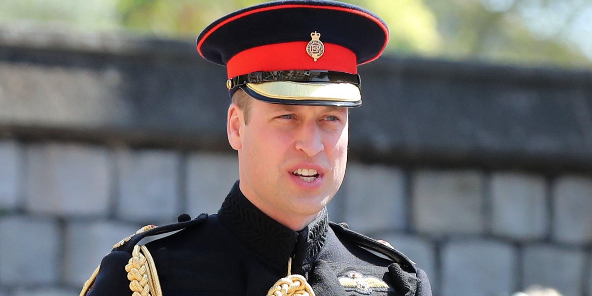 El Príncipe Guillermo, agente secreto al servicio de la Reina Isabel