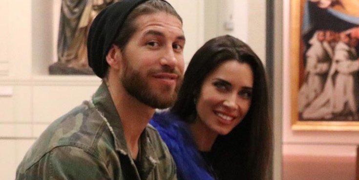 """Sergio Ramos y Pilar Rubio, insultados por acudir a un museo en Sevilla: """"Zoquetes, paletos, catetos"""""""