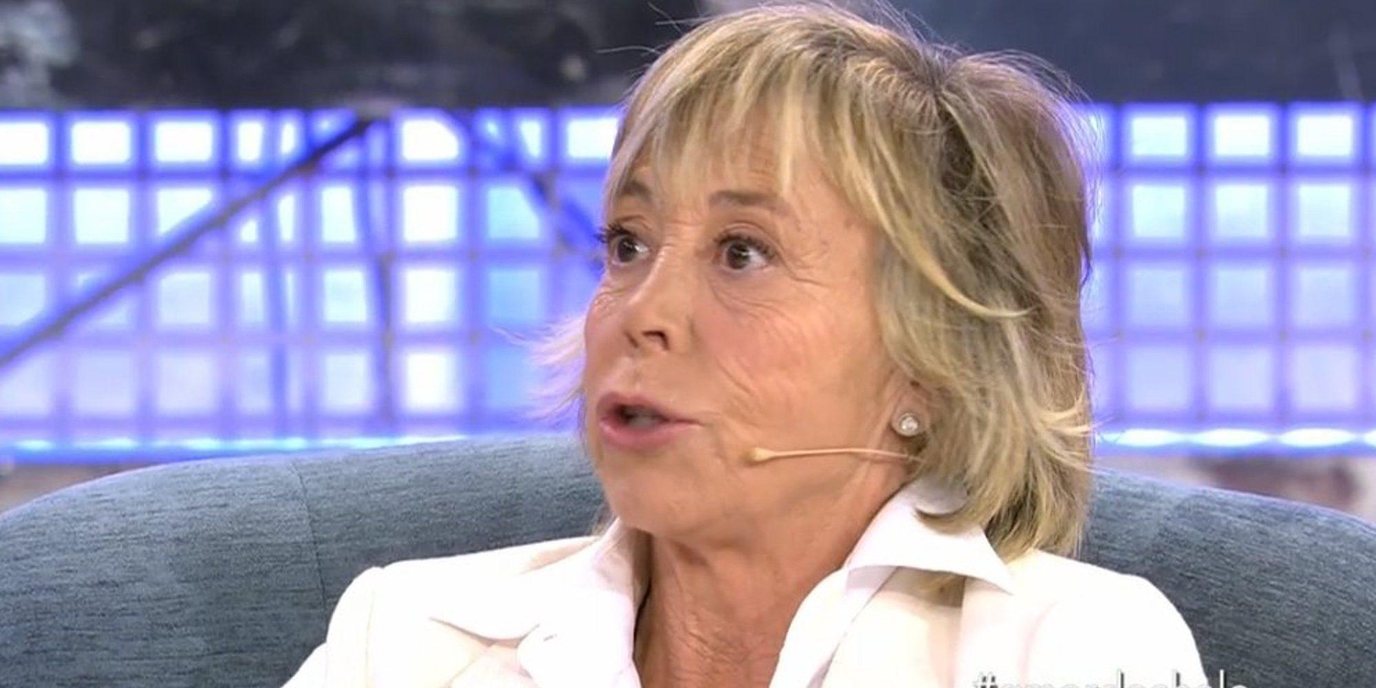 La rentable primera entrevista en televisión de Marta Roca: esto es lo que ganó la mujer de Chelo García Cortes por su Deluxe