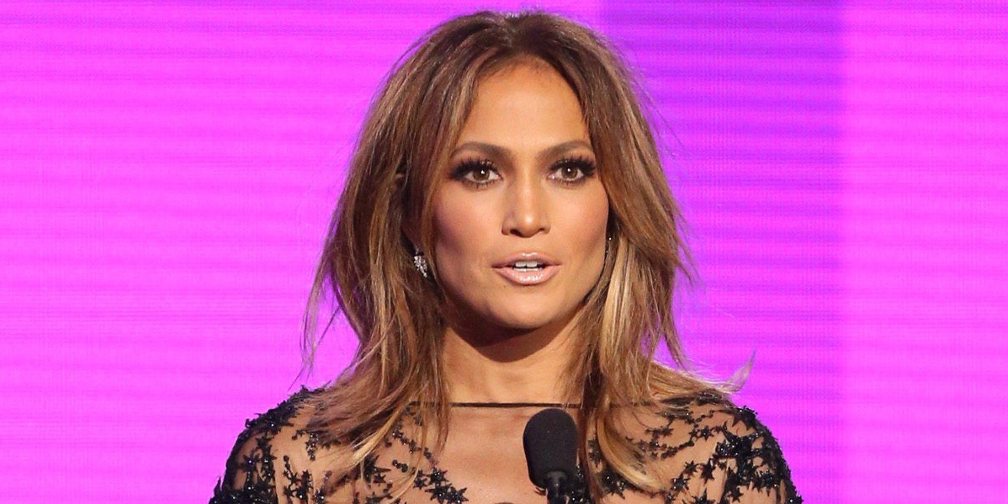 Jennifer Lopez se entrena con un canal de Youtube