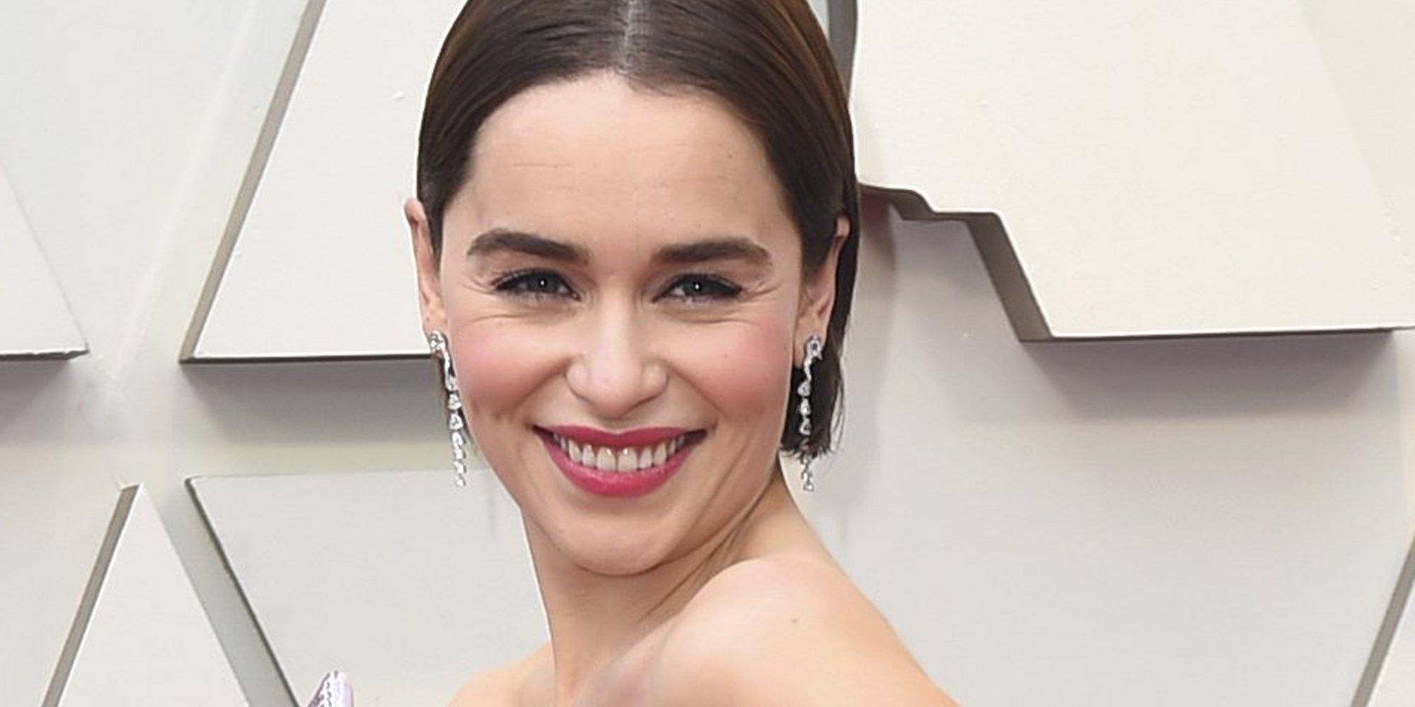 Emilia Clarke enseña unas impactantes imágenes tras sufrir dos aneurismas