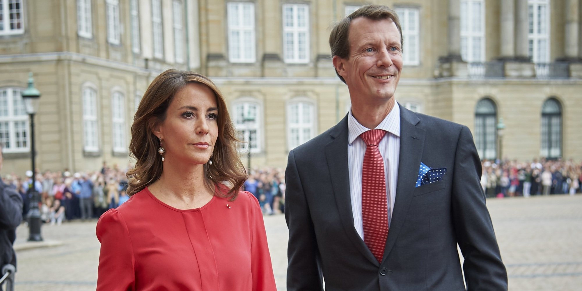El miedo de Marie de Dinamarca por sus hijos con su mudanza a París con el Príncipe Joaquín