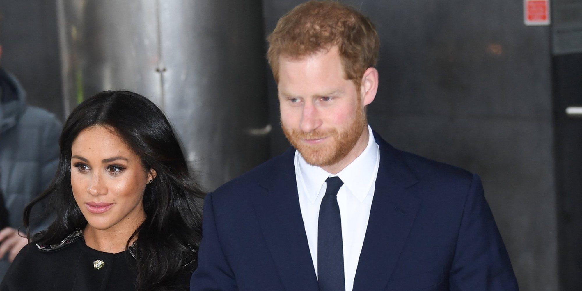 El hijo del Príncipe Harry y Meghan Markle tendrá que declarar impuestos en EE.UU.