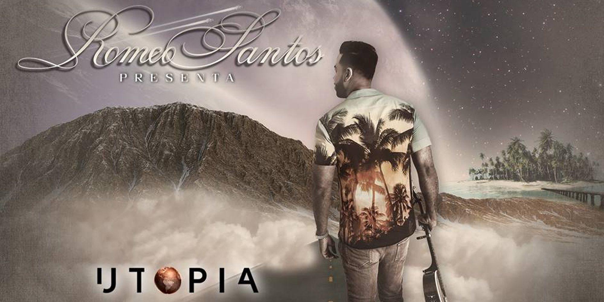 Romeo Santos y los secretos de 'Utopía', su disco sorpresa