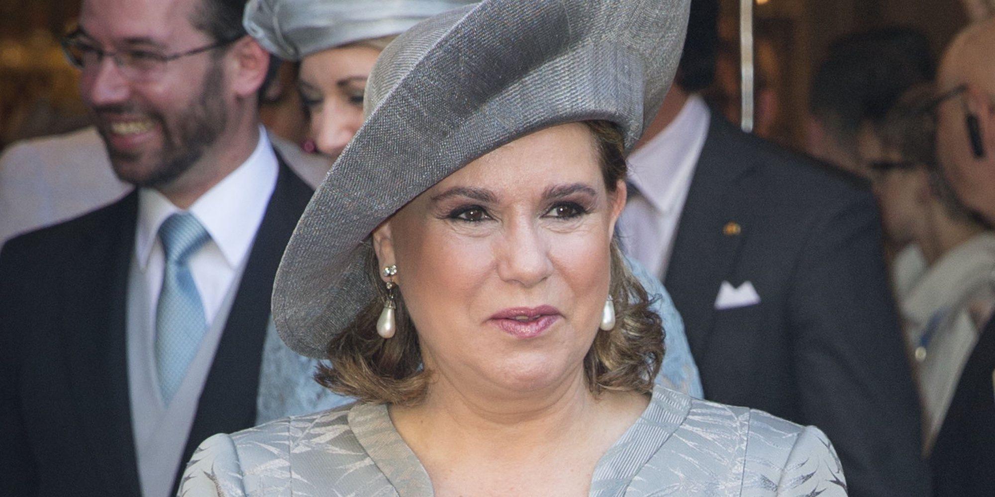 Tessy de Luxemburgo estalla contra su exsuegra María Teresa de Luxemburgo por una posible venganza